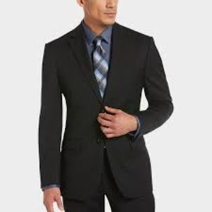 Awearness Kenneth Cole Slim Suit Separates Coat